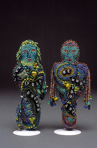 Beaded Dolls by megan_n_smith_99