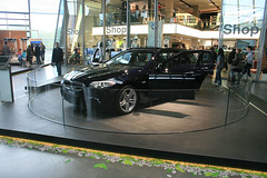 BMW 535d - BMW Welt München