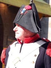 St Malo Historic Figure