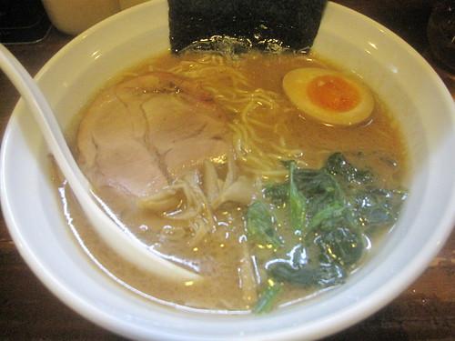 ラーメン@麺ダイニング吉(桜台)