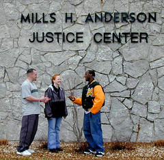 Mills H Anderson Justice Center
