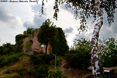 39/365 [365 Project] - Castle HDR (Stefano.Minella) Tags: castle home beautiful photoshop canon project eos is photo day with post 33 near  over ruin medieval hills l production 365 usm 39 ef f4 hdr stefano lightroom 39th 500d 2011 minella 24105mm cs5 39365 mygearandme mygearandmepremium mygearandmebronze mygearandmesilver
