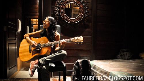 Endah n Rhesa- Pekan Raya Jakarta (backstage)