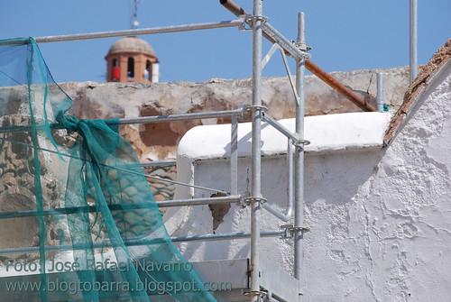 Restauración Arcos del Convento