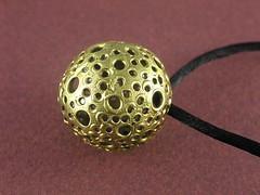 Latón. Brass. (CMGArte) Tags: arte handmade jewelry etsy brass pendant artesanía jewel joya colgante hechoamano latón joyería colgentes