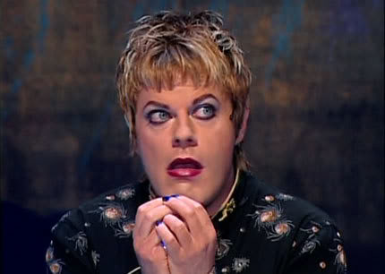 Eddie Izzard in Dress to Kill