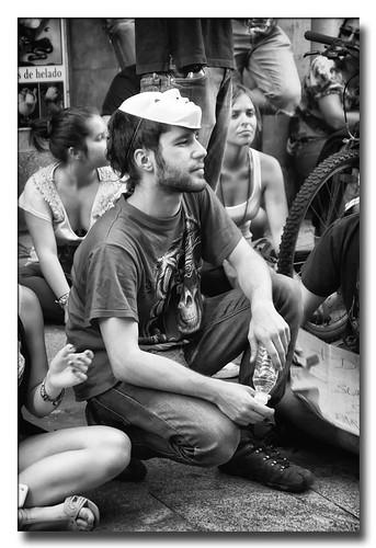 Manifestación 19-J (39) by Andrés Ñíguez