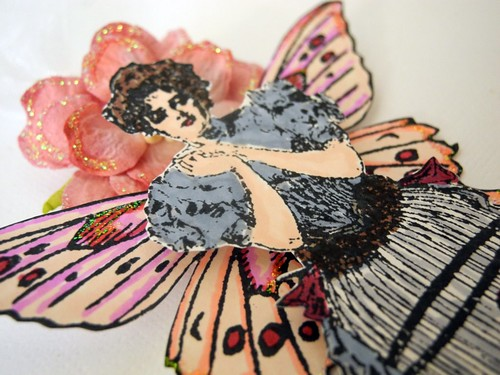 Paper Fairy (detail 2)