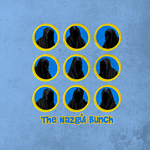 The Nazgul Bunchblue