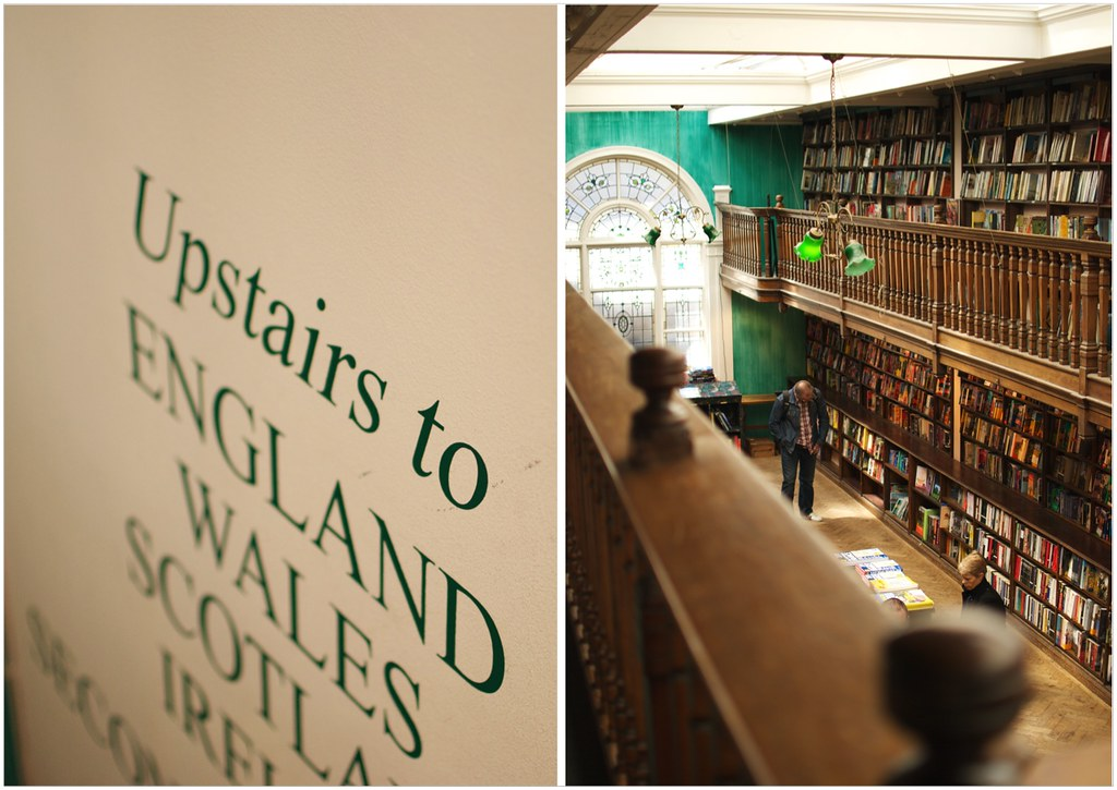 daunt books · london