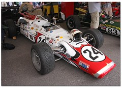 "Jackie Stewart 1966 Lola Ford T90 Bowes Seal Fast Special Indy Car. Indy Car. ""100 Years Indianapolis 500"" Goodwood Festival of Speed 2011 (Antsphoto) Tags: auto uk classic car sussex britain indianapolis historic cart fos motorracing goodwood carshow motorsport speedway irl racingcar chichester autosport champcar indy500 indycar brickyard jackiestewart usac motorcar sigma1020mm indianapolis500 2011 hstoric goodwoodfestivalofspeed goodwoodhouse canoneos40d bowessealfastspecial antsphoto anthonyfosh goodwoodfestivalofspeed2011 gooodwoodhouse 100yearsindianapolis500 1966lolafordt90 100yearsindy500"