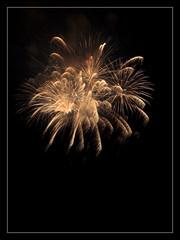 Golden (Dahai Z) Tags: night golden fireworks tamron1750 canoneos60d