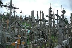 Berg der Kreuze Siauliai