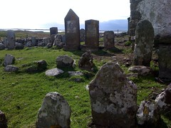 Trinity Temple Carinish, North Uist