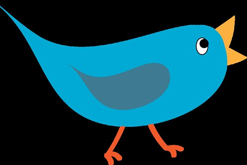 twitter-bird by elkekarin, on Flickr