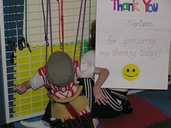 """Day of Therapy Sponsor Signs 014 • <a style=""""font-size:0.8em;"""" href=""""http://www.flickr.com/photos/94323781@N00/6970042238/"""" target=""""_blank"""">View on Flickr</a>"""