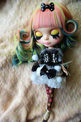 A-Dong's Custom Blythe doll No.59 *Imaginary Bow*