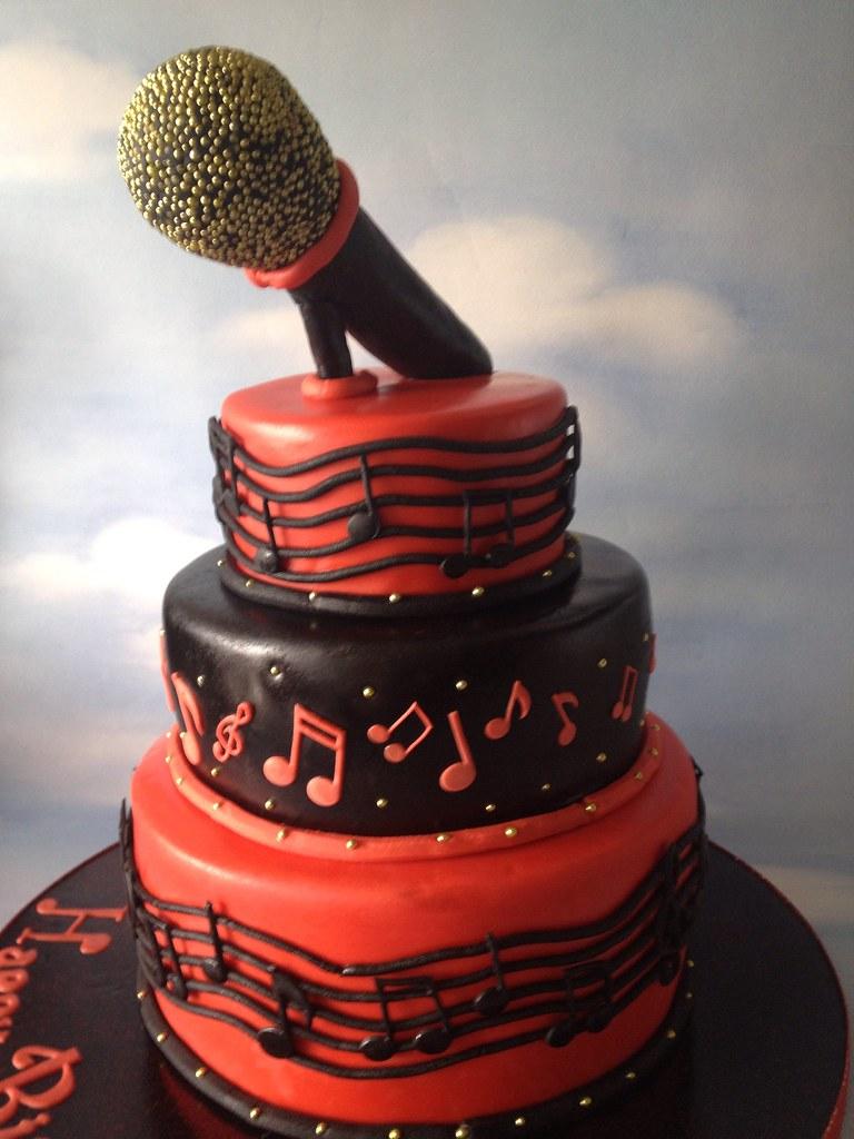 Singer Birthday Cake Choice Image Birthday Cake Decoration Happy Birthday Wishes For Singer