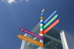 The Children's Hospital (ArtHouse Design) Tags: usa hospital design colorado exterior graphic environmental places denver foundation aurora signage co northamerica childrens healthcare wayfinding arthouse tch donorrecognition