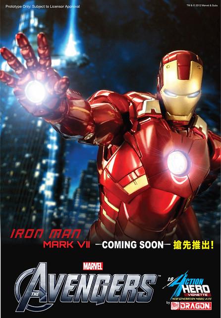 香港威龍推出「Action Hero Vignettes」系列
