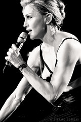 Madonna - MDNA World Tour - Rome (Stefano Corrias) Tags: world red wild bw italy music milan rome color roma girl florence concert tour cross live milano madonna prayer jesus gang lola like gone veronica concerto virgin leon firenze material hd hq bang rocco stefano ritchie lourdes madge curio stadio ciccone olimpico mdna corrias turnuptheradio tutr
