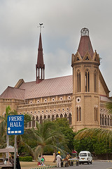 Week 24 - Frere Hall, Karachi, Pakistan (Abdul Qadir Memon ( http://abdulqadirmemon.com )) Tags: city pakistan heritage town hall colonial british karachi sind abdul raj frere qadir week24 memon farrer project52 522012 242012
