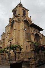 Iglesia de Santa Mara, Viana (twiga_swala) Tags: santa church architecture spain arquitectura gothic iglesia spanish glise gothique mara navarre viana navarra gtica