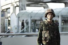 Thailand Coup d'tat (Dr.Bullshit) Tags: sea asian thailand soldier democracy asia gun military victim police thai th democrazy bacc