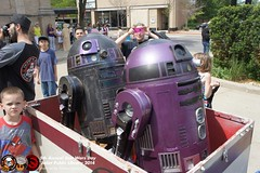 2014 Joliet Library SW Day014 (The Clone Emperor) Tags: public star midwest day library wars base joliet garrison 2014 nar starwarsday shaddaa jolietlibrary
