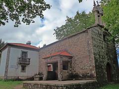 21. Hermitage on the Royal Way (Majorshots) Tags: galicia galiza caminofinisterre santiagodecompostellatofinisterre caminosantiagoafinisterre caminosantiagoafisterra caminofindelmundo caminosantiagotofinisterre