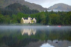 Glenfinnan House Hotel (matthews32) Tags: scotland highlands glenfinnan scotchmist glenfinnanhousehotel