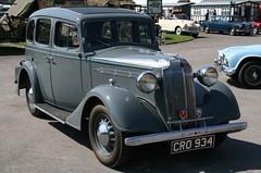 1937 Vauxhall 10-4 (davocano) Tags: brooklands cro934 springclassicbreakfast springclassicbreakfast2014