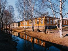 Rauma (square(tea)) Tags: finland europe olympus nordic scandinavia oldtown rauma em5  olympusmzuikodigitaled1240mmf28pro olympusm1240mmf28
