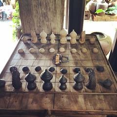 กระดานหมากรุกไทย #Thailand #ChessBoard