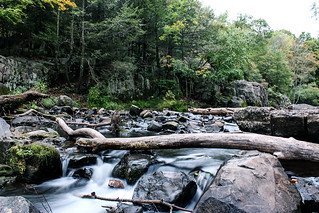 Mill River Long Exposure