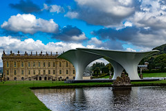 IMGP2947 (mikesm) Tags: 2016 art beyondlimits chatsworthhouse derbyshire lilas sculptures sotherbys zahahadid derbyshiredalesdistrict england unitedkingdom gb