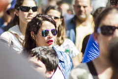 Red lips (Alvimann) Tags: alvimann canon canoneos550d canon550d canoneos paople gente women woman mujer mujeres female glass glasses lente lentes redlips red lips labiosrojos labio labios lip rojo