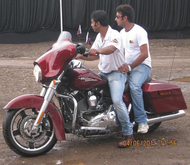 """Park Titanium Harley Fest"" at Park Street Wakad Pune IMG_6911"