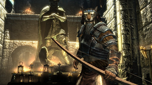 The Elder Scrolls V: Skyrim - Consoles Are Lead Platform