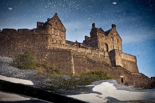2350 - Edinburgh Castle by fotoshoota.com