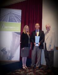 Rich Whitney, Facility Manager winner of 2011 Montana BetterBricks Awards (NEEA's BetterBricks Initiative) Tags: betterbricksawards northwesternenergy energyefficiencyawards