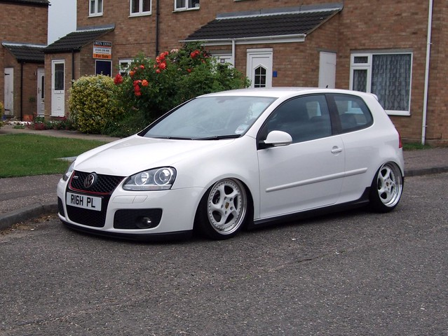 2005 white car vw golf volkswagen low 2006 gti lowrider lowered vwgolf volkswagengolf golfgti