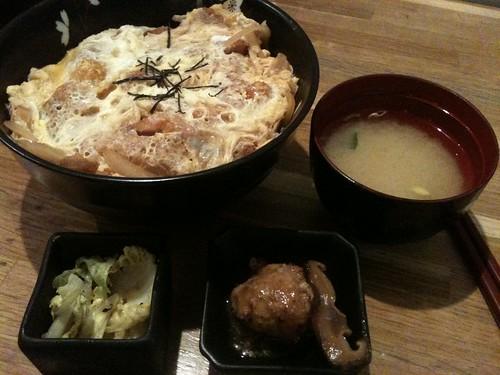 Momonoki: Katsu-don