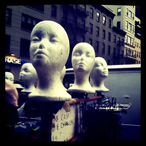 Union Square Hat Models