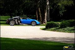 Bugatti Veyron dismantled in Molsheim (Bugattipassion.fr) Tags: world sport grand super record edition bugatti centenaire veyron molsheim leiningen