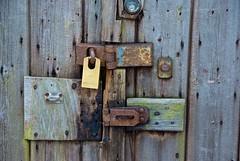 Boat Shed Door Locks, Felixstowe Ferry (Peter Cook UK) Tags: door locks patina felixstoweferry boatsheddoorlocks