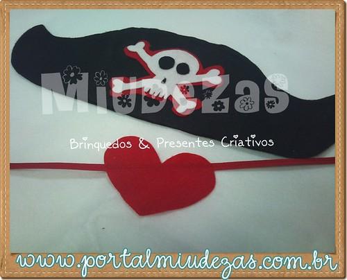 *Ü* Kit Pirata Para Meninas*Ü* by miudezas_miudezas