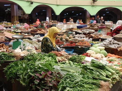 Kota Bharu Market