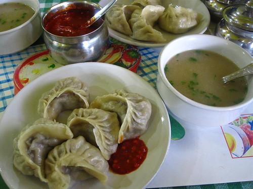 Zombala Restaurant momos