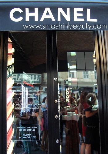 Chanel Makeup Studio Zagreb